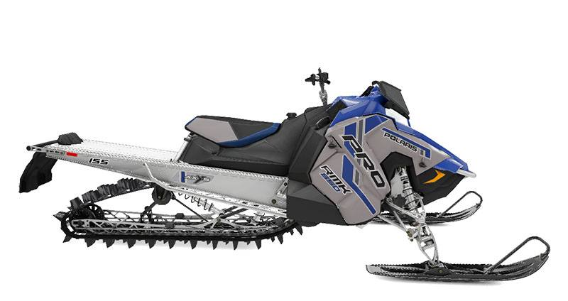 2021 Polaris 850 PRO RMK QD2 155 3 in. SC in Center Conway, New Hampshire - Photo 1