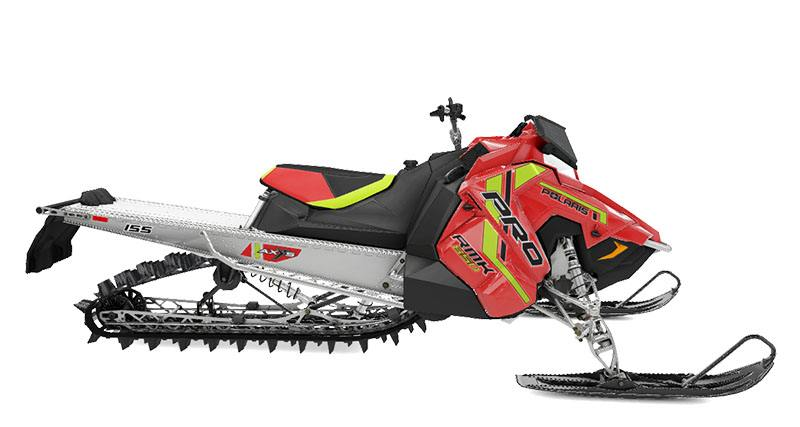 2021 Polaris 850 PRO RMK QD2 155 3 in. SC in Cottonwood, Idaho - Photo 1