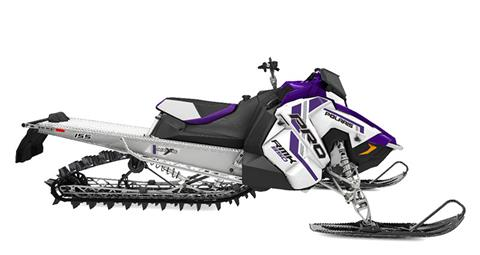 2021 Polaris 850 PRO RMK QD2 155 3 in. SC in Littleton, New Hampshire - Photo 1