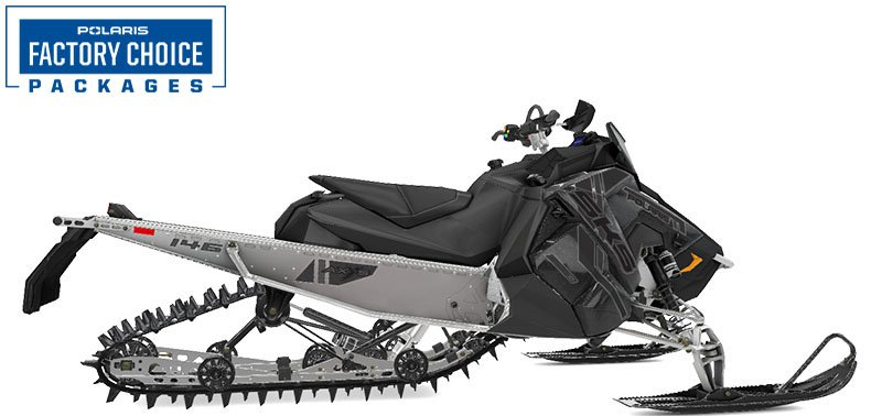 2021 Polaris 850 SKS 146 Factory Choice in Auburn, California - Photo 1
