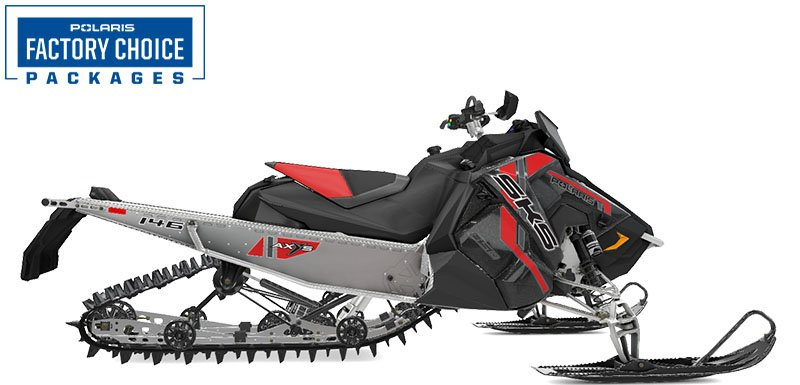 2021 Polaris 850 SKS 146 Factory Choice in Little Falls, New York - Photo 1