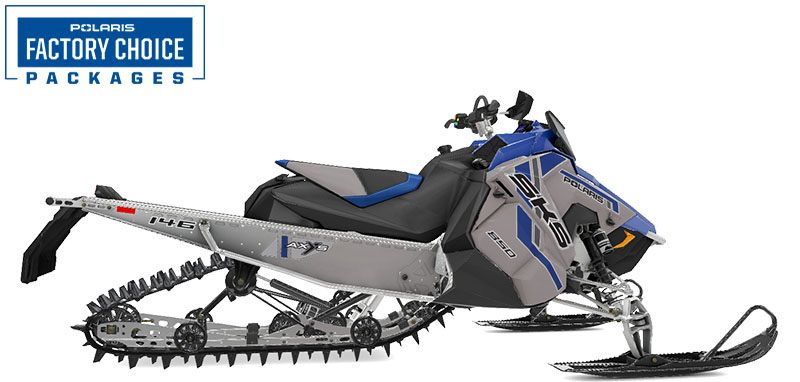 2021 Polaris 850 SKS 146 Factory Choice in Mars, Pennsylvania - Photo 1