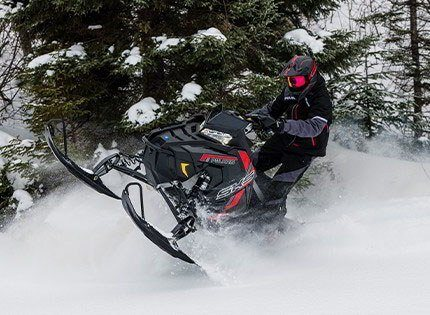 2021 Polaris 850 SKS 146 Factory Choice in Fairbanks, Alaska - Photo 3