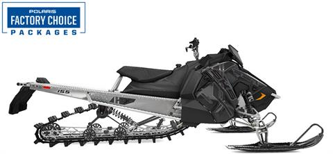 2021 Polaris 850 SKS 155 Factory Choice in Mountain View, Wyoming