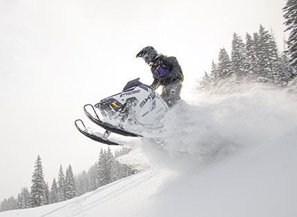 2021 Polaris 850 SKS 155 Factory Choice in Pinehurst, Idaho - Photo 4
