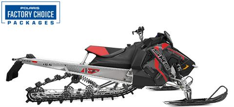 2021 Polaris 850 SKS 155 Factory Choice in Hancock, Wisconsin