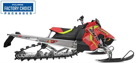 2021 Polaris 850 SKS 155 Factory Choice in Lewiston, Maine