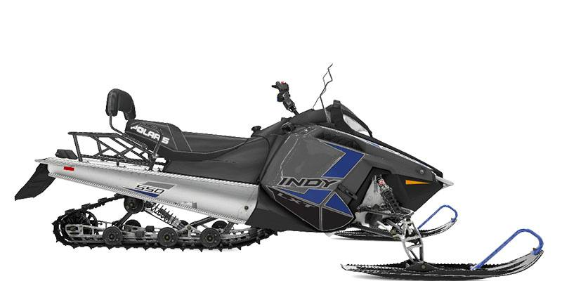 2021 Polaris 550 Indy LXT ES North Edition in Deerwood, Minnesota - Photo 1