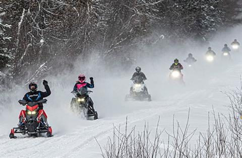 2021 Polaris 550 Indy LXT ES North Edition in Mohawk, New York - Photo 2