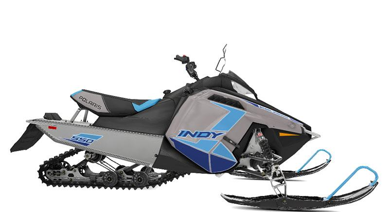 2021 Polaris 550 Indy 121 ES in Newport, Maine - Photo 1