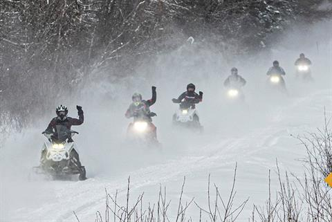 2021 Polaris 550 Indy 144 ES in Little Falls, New York - Photo 2