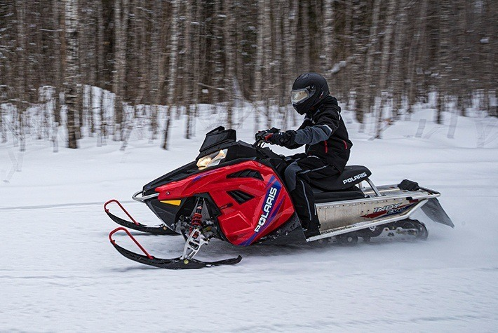 2021 Polaris 550 Indy EVO 121 ES in Little Falls, New York