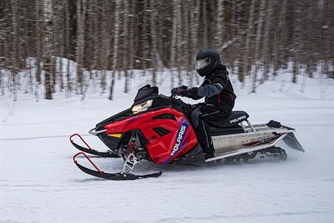 2021 Polaris 550 Indy EVO 121 ES in Alamosa, Colorado - Photo 3