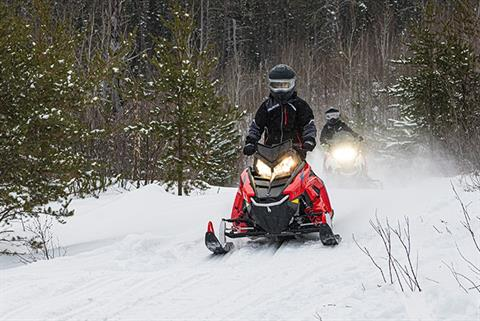 2021 Polaris 550 Indy EVO 121 ES in Anchorage, Alaska - Photo 4