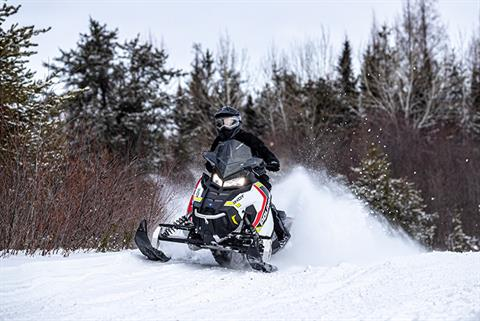 2021 Polaris 600 Indy SP 137 ES in Woodruff, Wisconsin - Photo 2