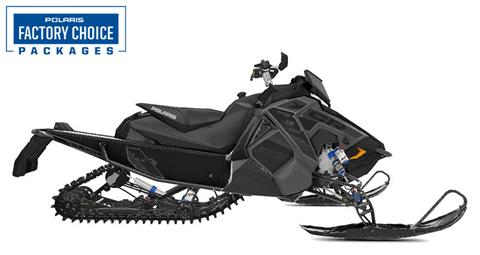 2021 Polaris 600 Indy XCR 129 Factory Choice in Soldotna, Alaska - Photo 1