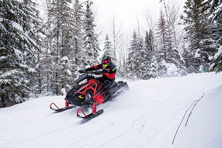 2021 Polaris 600 Indy XCR 129 Factory Choice in Soldotna, Alaska - Photo 3