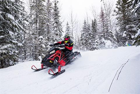 2021 Polaris 600 Indy XCR 129 Factory Choice in Lincoln, Maine - Photo 3