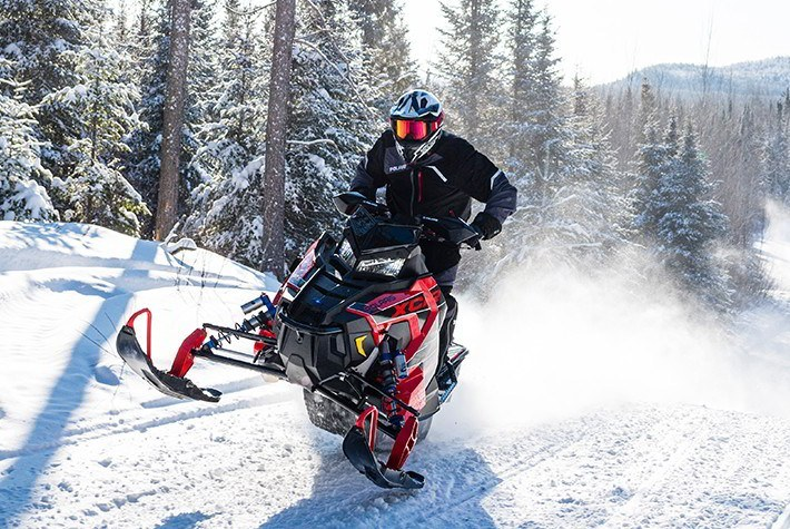 2021 Polaris 600 Indy XCR 129 Factory Choice in Pinehurst, Idaho - Photo 2