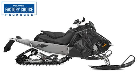 2021 Polaris 600 Indy XC 129 Factory Choice in Mio, Michigan - Photo 1