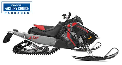 2021 Polaris 600 Indy XC 129 Factory Choice in Saint Johnsbury, Vermont - Photo 1