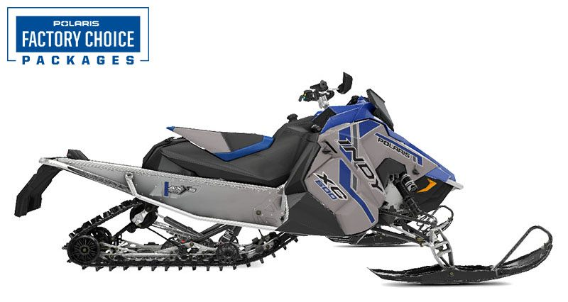 2021 Polaris 600 Indy XC 129 Factory Choice in Mountain View, Wyoming - Photo 1