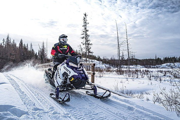 2021 Polaris 600 Indy XC 129 Factory Choice in Anchorage, Alaska - Photo 3