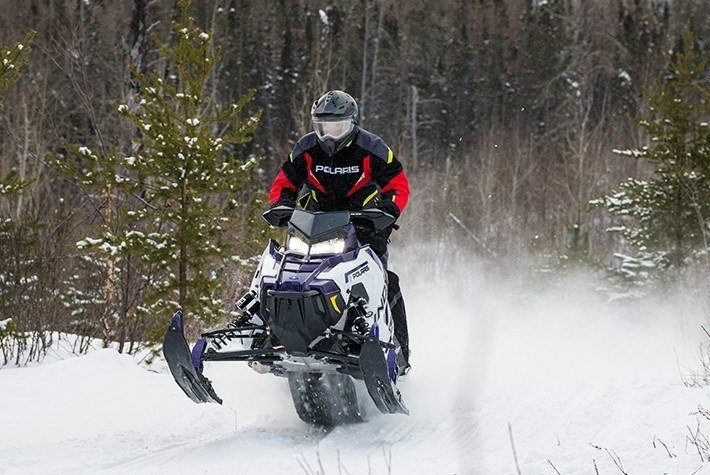 2021 Polaris 600 Indy XC 129 Factory Choice in Mount Pleasant, Michigan - Photo 4