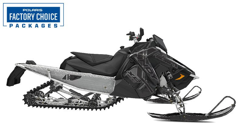 2021 Polaris 600 Indy XC 137 Factory Choice in Mio, Michigan - Photo 1