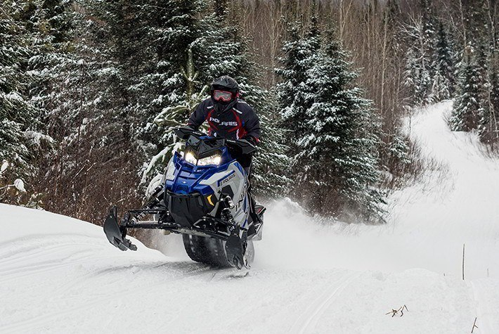 2021 Polaris 600 Indy XC 137 Factory Choice in Park Rapids, Minnesota - Photo 3