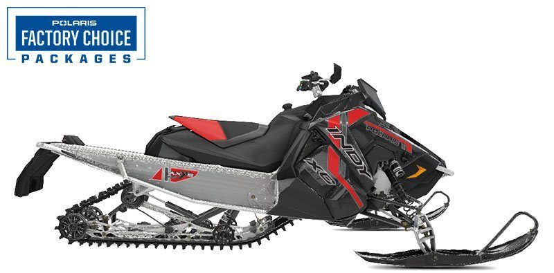 2021 Polaris 600 Indy XC 137 Factory Choice in Fairbanks, Alaska - Photo 1