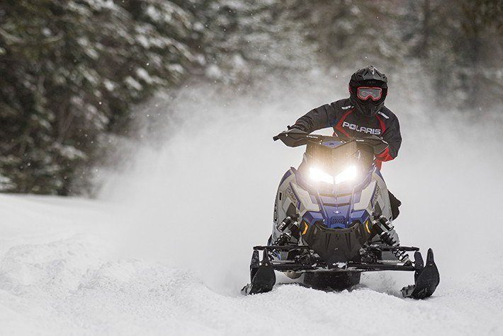 2021 Polaris 600 Indy XC 137 Factory Choice in Fairbanks, Alaska - Photo 2