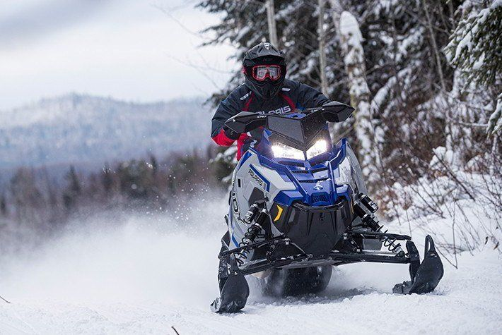 2021 Polaris 600 Indy XC 137 Factory Choice in Fairbanks, Alaska - Photo 4