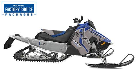 2021 Polaris 600 Indy XC 137 Factory Choice in Lincoln, Maine - Photo 1