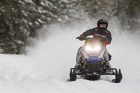 2021 Polaris 600 Indy XC 137 Factory Choice in Woodruff, Wisconsin - Photo 2