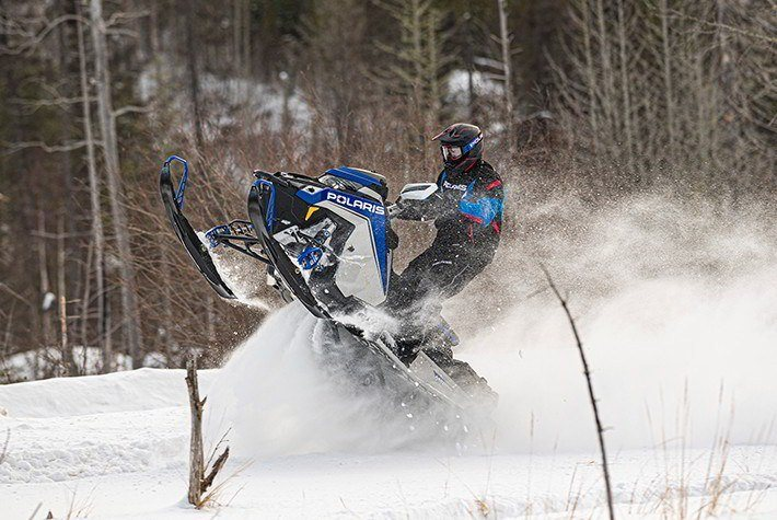 2021 Polaris 600 Switchback Assault 144 Factory Choice in Lincoln, Maine - Photo 4