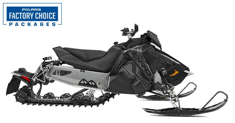 2021 Polaris 600 Switchback PRO-S Factory Choice in Park Rapids, Minnesota - Photo 1