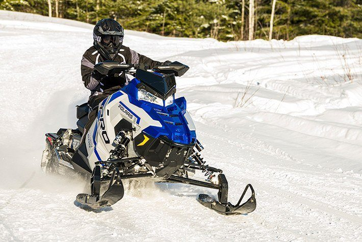 2021 Polaris 600 Switchback PRO-S Factory Choice in Park Rapids, Minnesota - Photo 2
