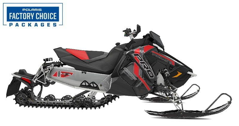 2021 Polaris 600 Switchback PRO-S Factory Choice in Soldotna, Alaska - Photo 1
