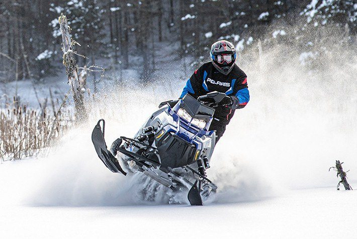 2021 Polaris 600 Switchback PRO-S Factory Choice in Mount Pleasant, Michigan - Photo 3