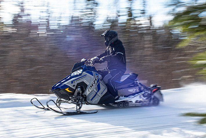 2021 Polaris 600 Switchback PRO-S Factory Choice in Mount Pleasant, Michigan - Photo 4