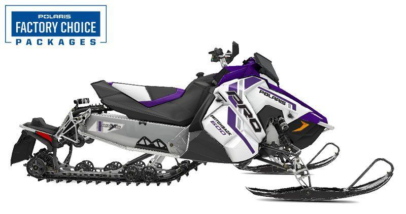 2021 Polaris 600 Switchback PRO-S Factory Choice in Alamosa, Colorado - Photo 1