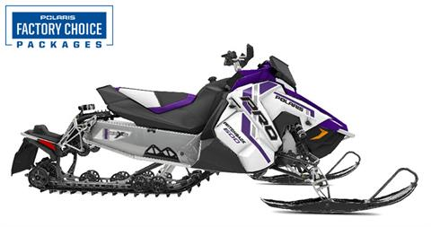 2021 Polaris 600 Switchback PRO-S Factory Choice in Devils Lake, North Dakota - Photo 1