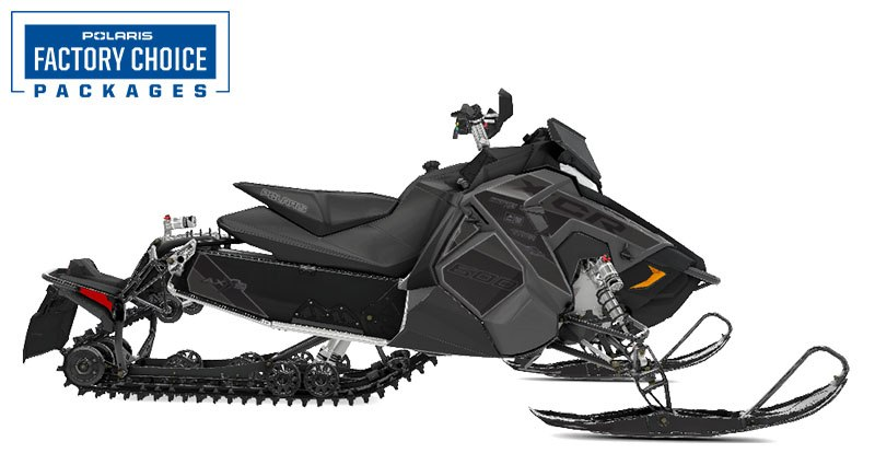 2021 Polaris 600 Switchback XCR Factory Choice in Dimondale, Michigan