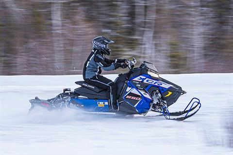 2021 Polaris 600 Switchback XCR Factory Choice in Mount Pleasant, Michigan - Photo 2
