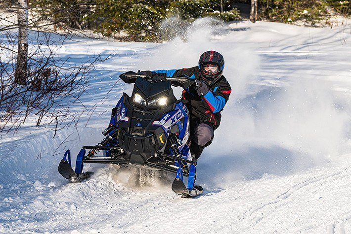 2021 Polaris 600 Switchback XCR Factory Choice in Mount Pleasant, Michigan - Photo 3
