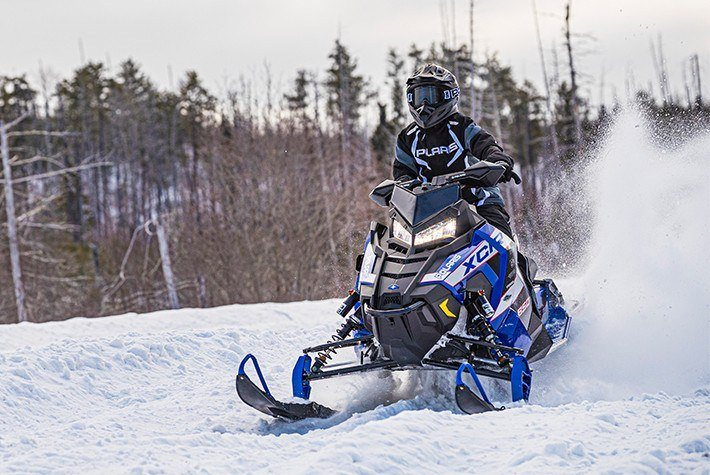 2021 Polaris 600 Switchback XCR Factory Choice in Cottonwood, Idaho - Photo 4
