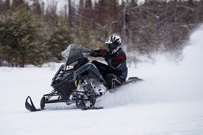 2021 Polaris 650 Indy XC 129 Launch Edition Factory Choice in Newport, Maine - Photo 3