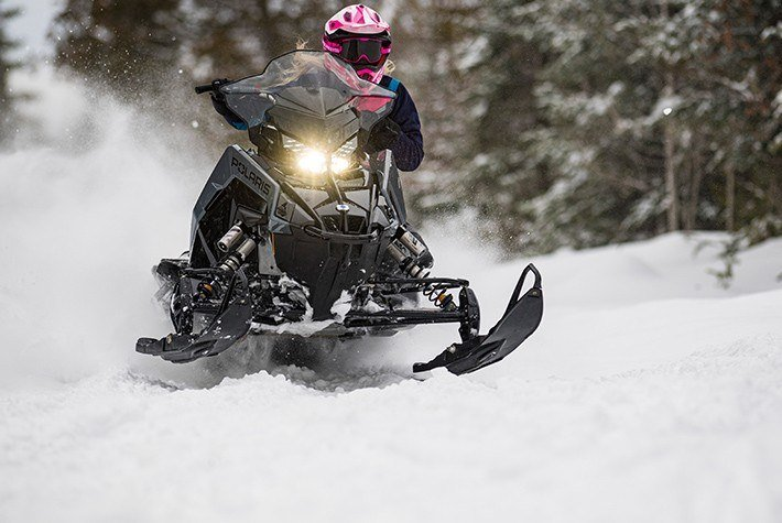 2021 Polaris 650 Indy XC 129 Launch Edition Factory Choice in Fairbanks, Alaska - Photo 4