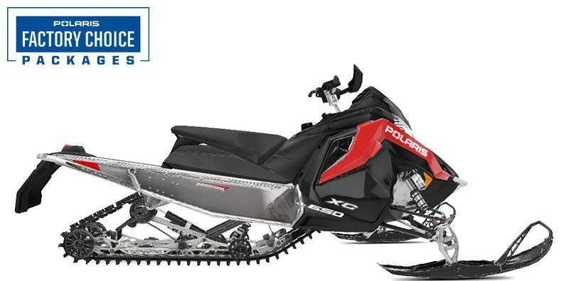 2021 Polaris 650 Indy XC 137 Launch Edition Factory Choice in Mount Pleasant, Michigan - Photo 1